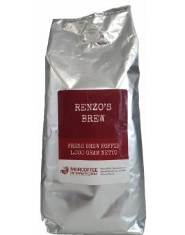 Renzo's Brew Gemalen Koffie